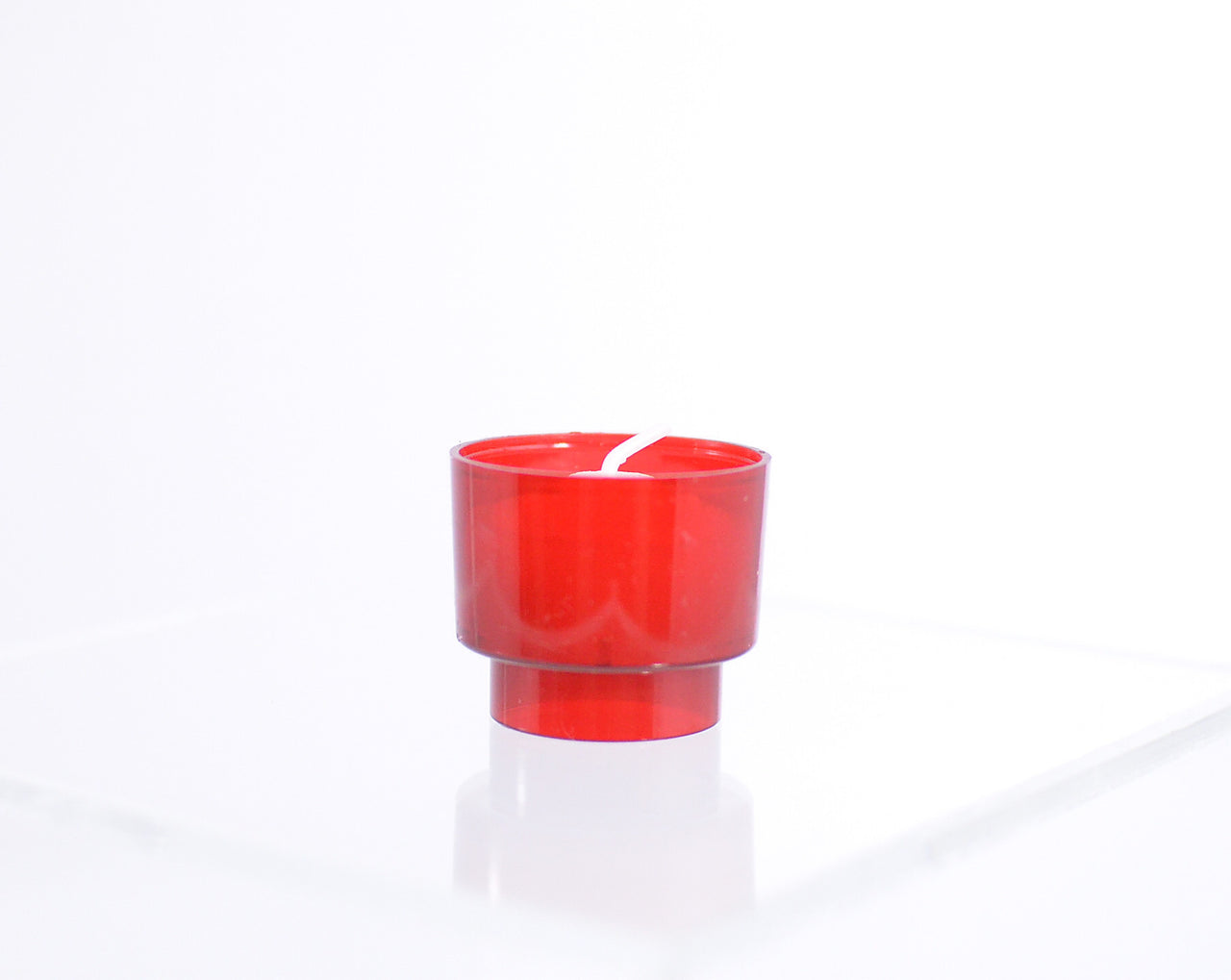 4 Hour Ez-Lite Candles - Ruby