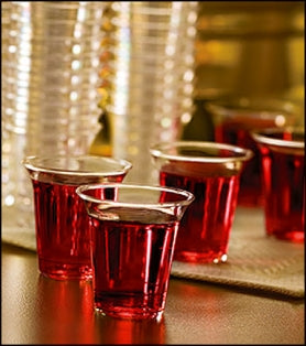 Disposable Communion Cups