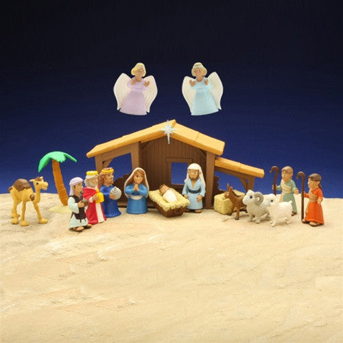 Tales of Glory Nativity Set
