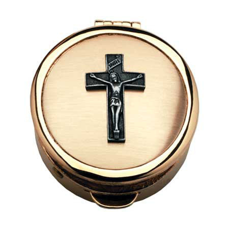 Pyx - Crucifix Design