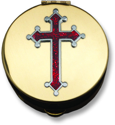 Pyx - Red Cross Design