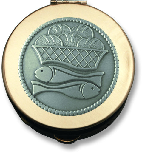 Pyx - Loaves & Fish Design