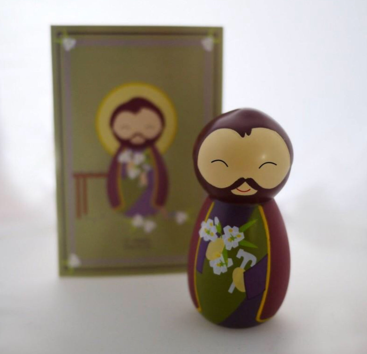 St. Joseph Shining Light Doll