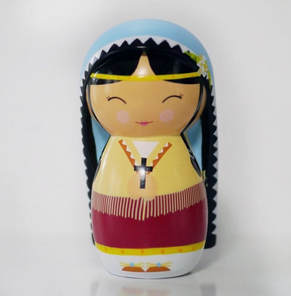 St. Kateri of Tekakwitha Shining Light Doll