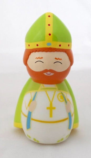 St. Patrick Shining Light Doll