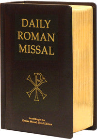 Daily Roman Missal - Bonded Leather