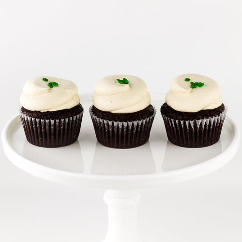 Luck of the Irish Cupcake