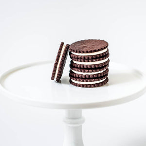 Mini Chocolate Oreo Sandwich Cookies, Gluten Free
