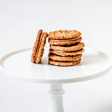 Load image into Gallery viewer, Oatmeal Peanut Butter Sandwich Cookies