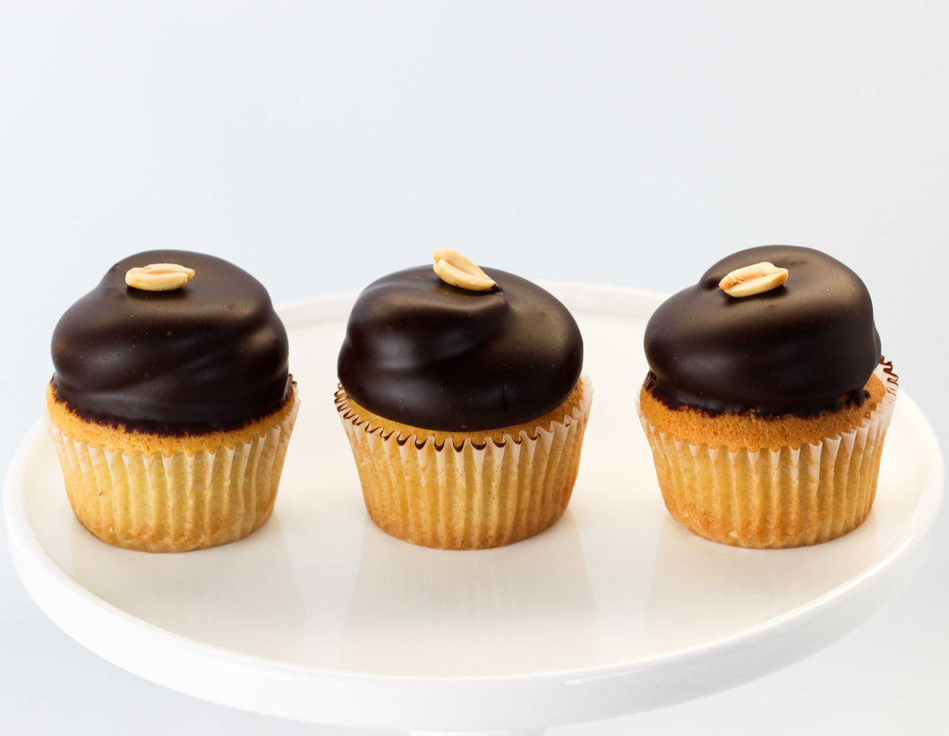 Tagalong Peanut Butter Girl Scout Cookie Cupcake