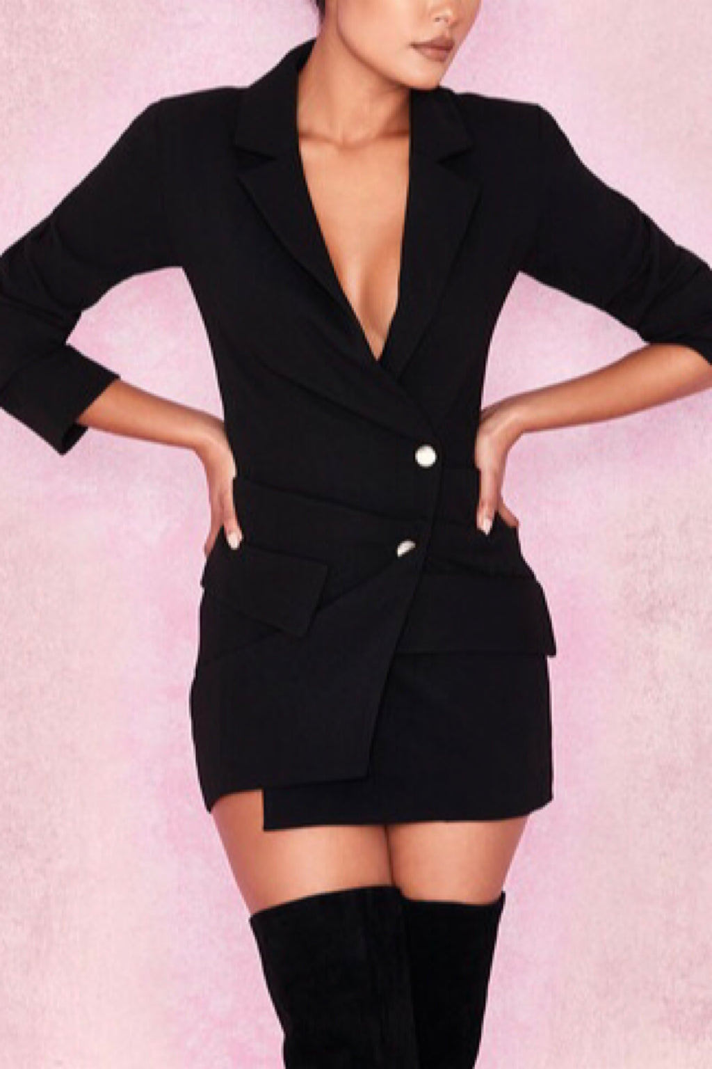 Roxy Blazer Dress