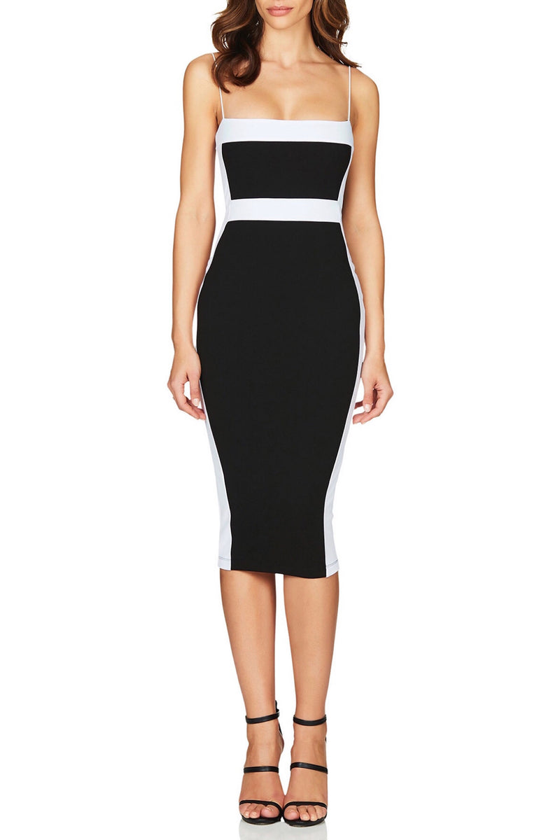 Sandra Midi Bandage Dress