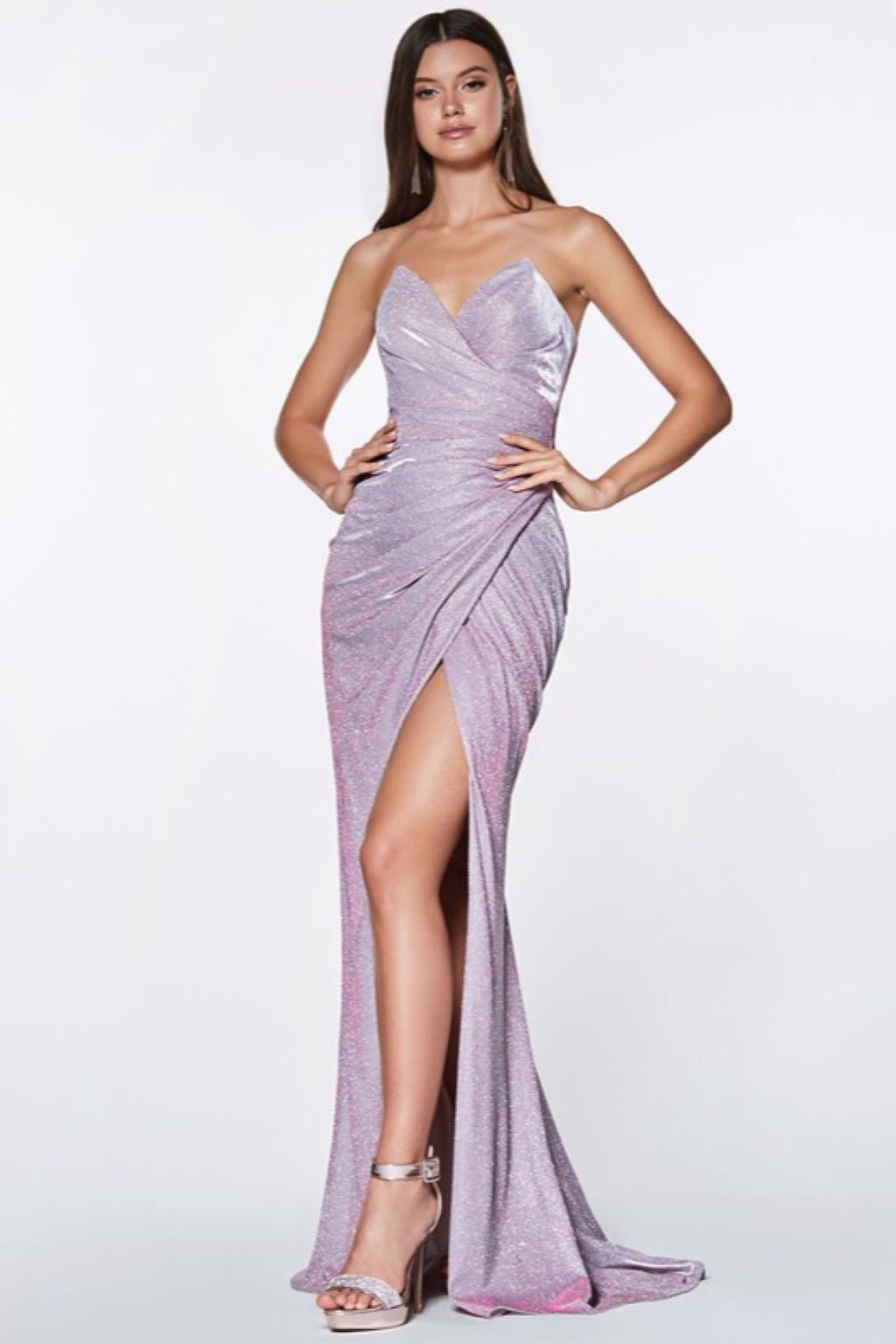 Aphrodite Love Maxi Glam Dress