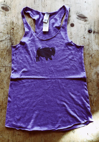 SALE Tank Top - Bird and Buffalo - Bird & Buffalo