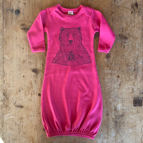 SALE - Baby Gown -Various Designs - Bird & Buffalo