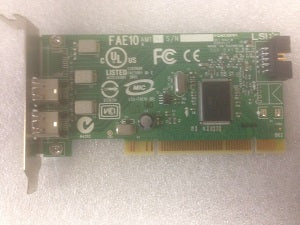 HP Elite PC Computer Serial Port Low Profile with Cable 383033-001