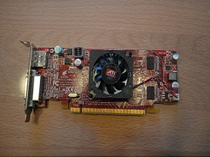 Dell ATI Radeon HD 4550 512MB DDR3 PCI-Express x16 Video Card 0C7MG0