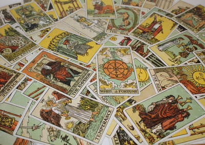 Sonia Sirgue (Tarot Reading, Pulsing or Personalized Session) - enhale
