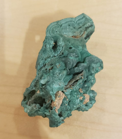 Malachite Crystal Box (Positive Transformation) - enhale
