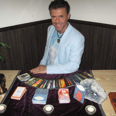 Aldo Privileggi Tarot and Oracle Readings - enhale