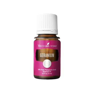 Geranium Essential Oil (Peace) - enhale