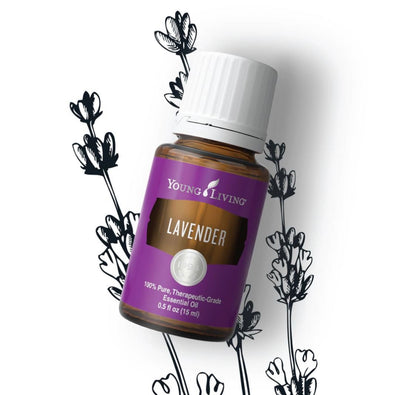 Lavendar Essential Oil (Relax) - enhale