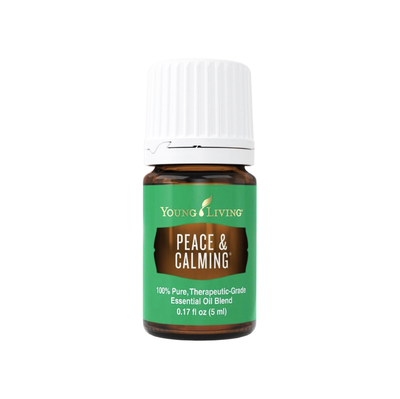 Peace & Calming Essential Oil Blend - enhale
