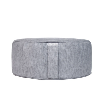 Round Meditation Cushion - enhale