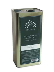Extra Virgin Olive Oil - Cold Pressed