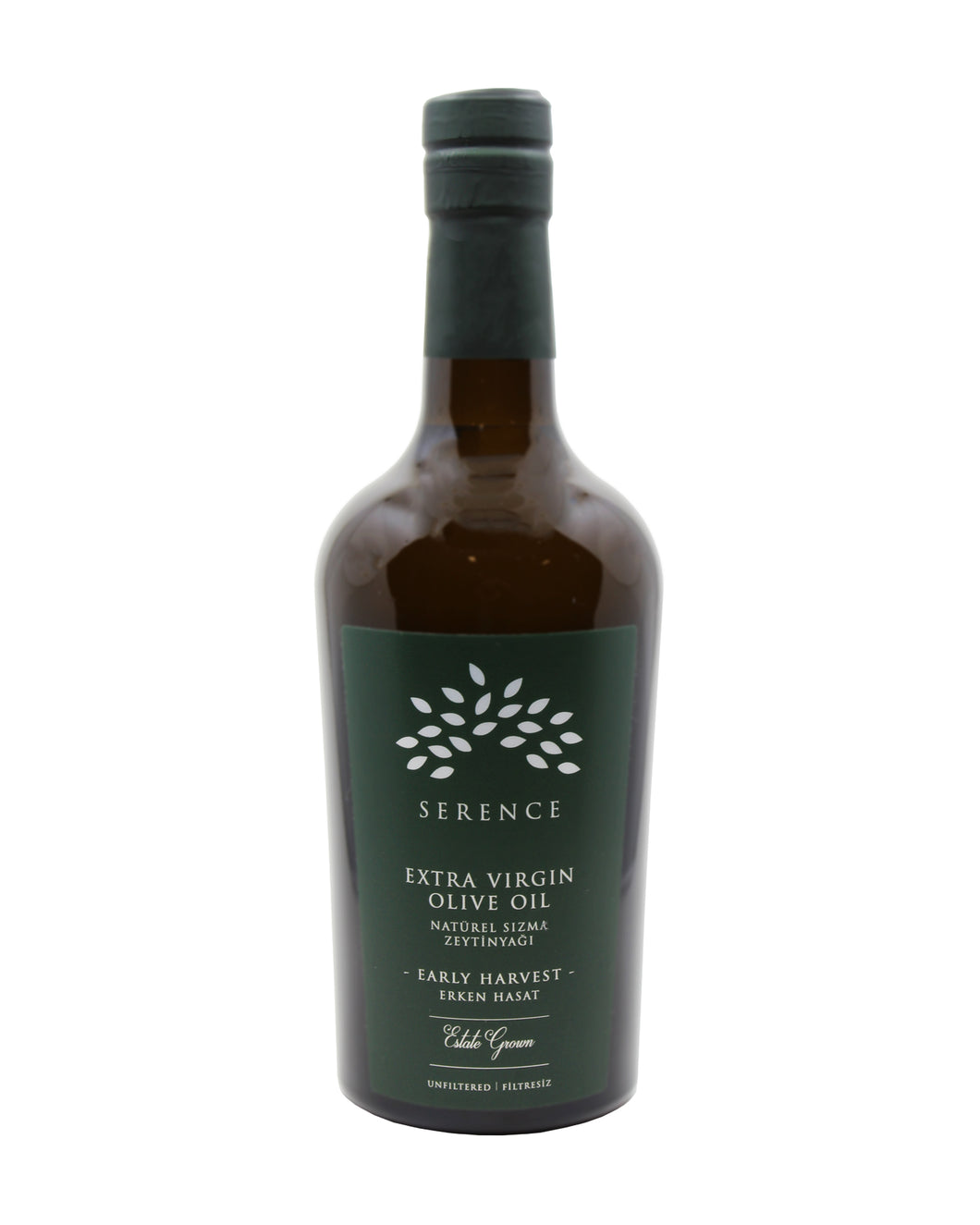 Extra Virgin Olive Oil - Cold Pressed & Early Harvested