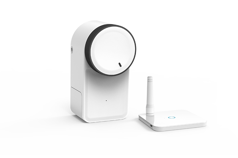 Keymitt Smart Lock and Wi-fi Hub