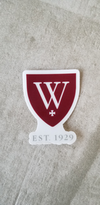 Decal | Westminster Shield