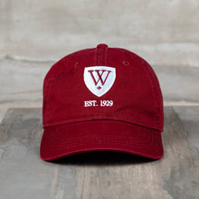 Load image into Gallery viewer, Baseball Cap | Maroon
