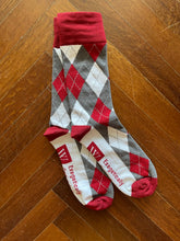 Load image into Gallery viewer, Socks | Argyle Exegetically Grounded
