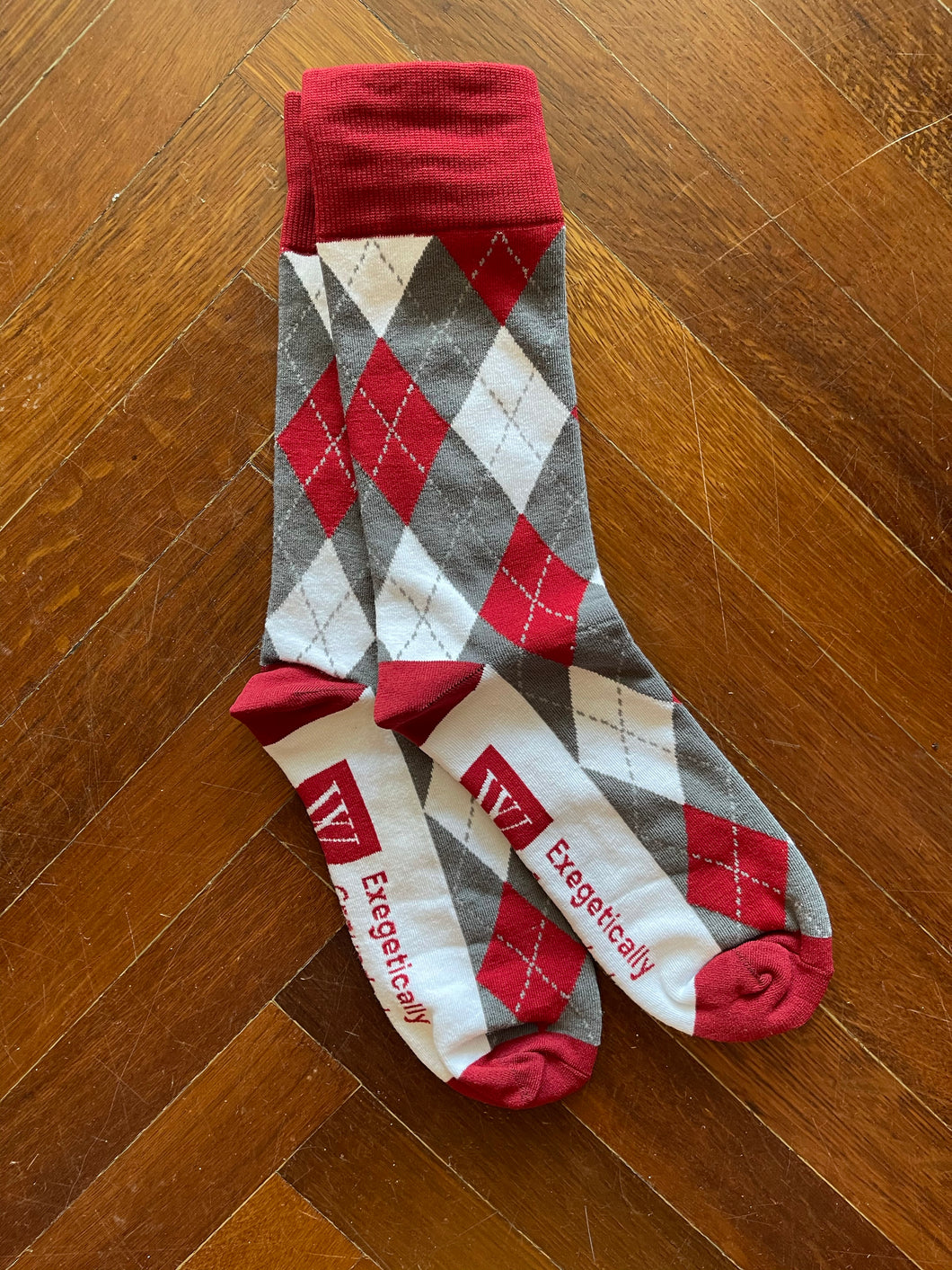 Socks | Argyle Exegetically Grounded