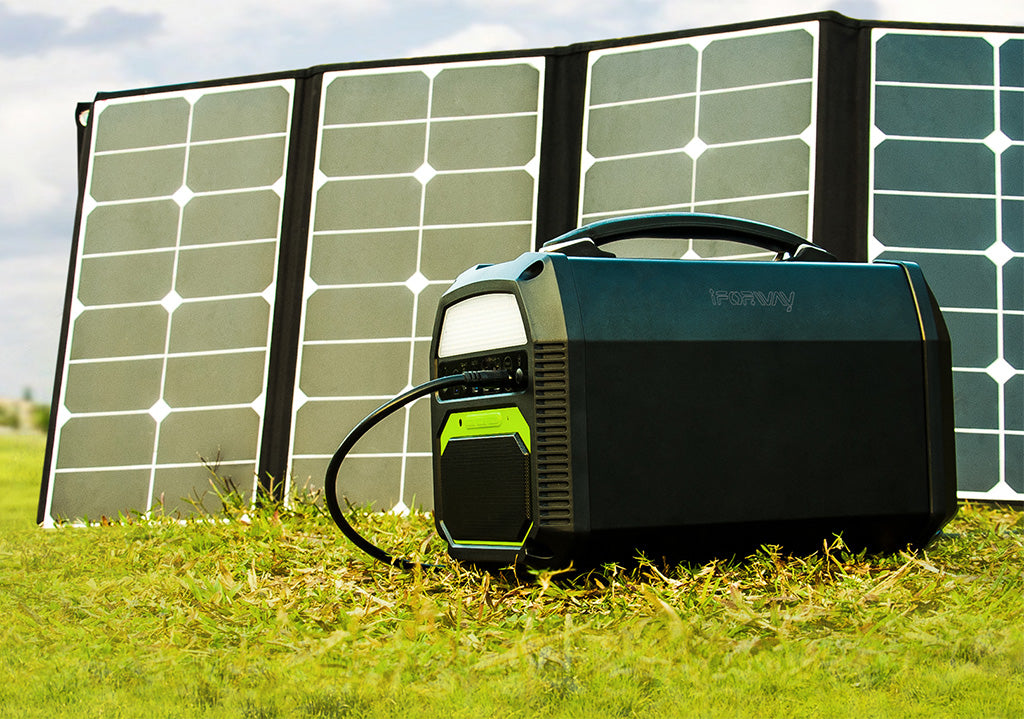 portable emergency_solar_power_system