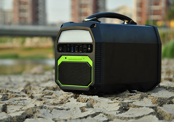 Battery Generator for Camping
