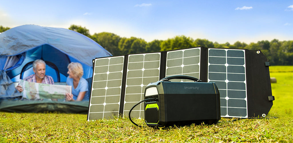 emergency solar power for daily lives