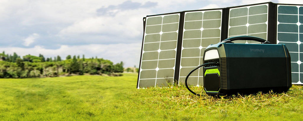 solar energy for outdoor life