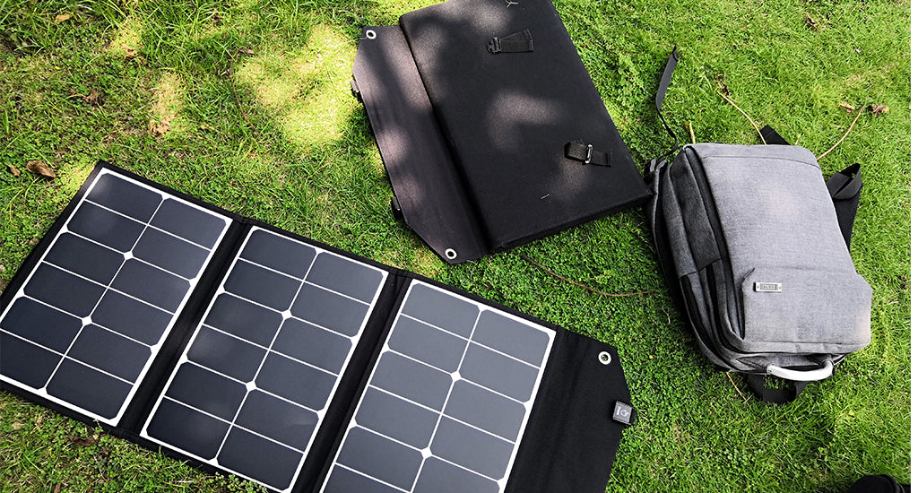best solar charger outlet for life