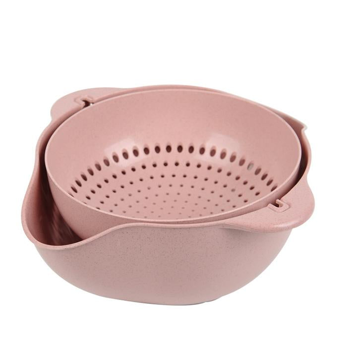 Multi-functional Wash Drain Bowl