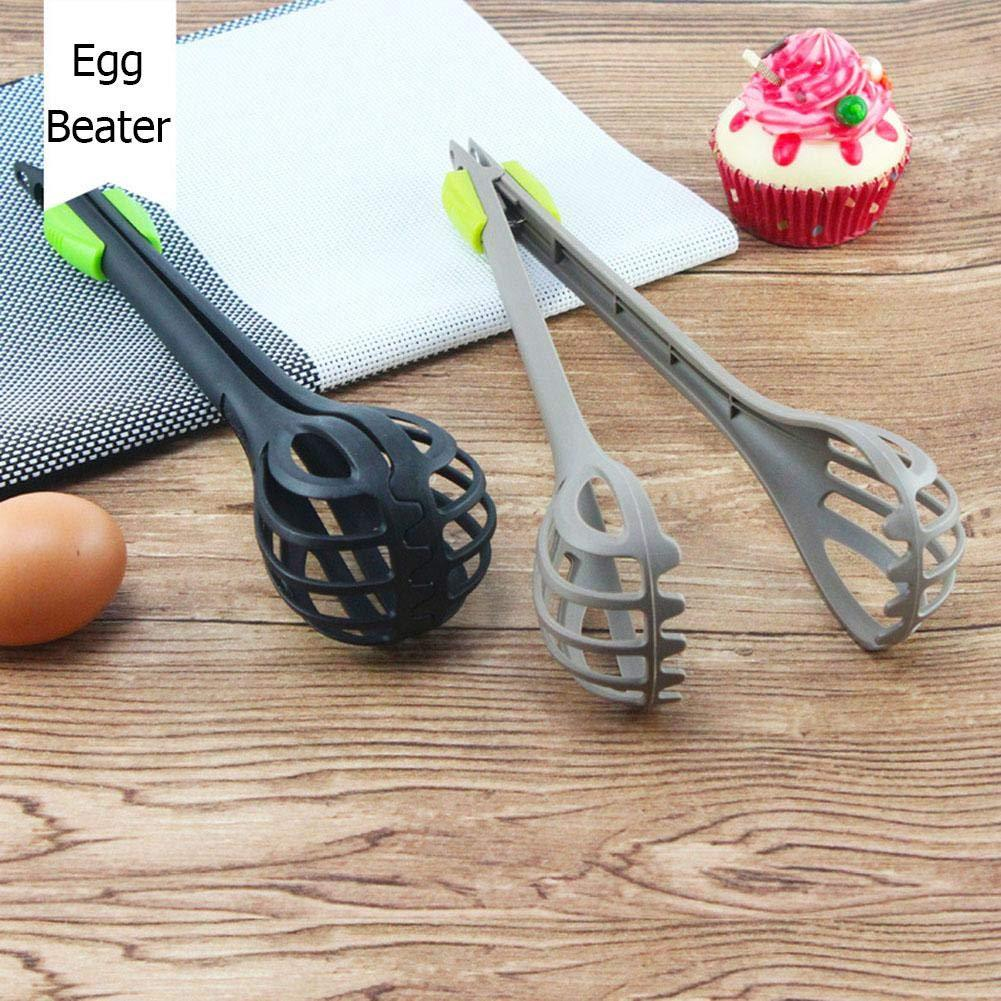 Multi-function egg beater 2 in 1 kitchen baking tools
