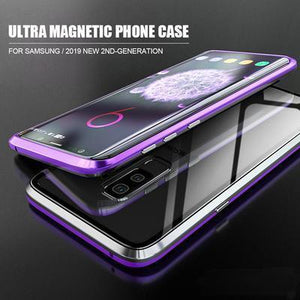 (BUY 2 FREE SHIPPING)Anti-Peep Magnetic For Samsung Phone Case