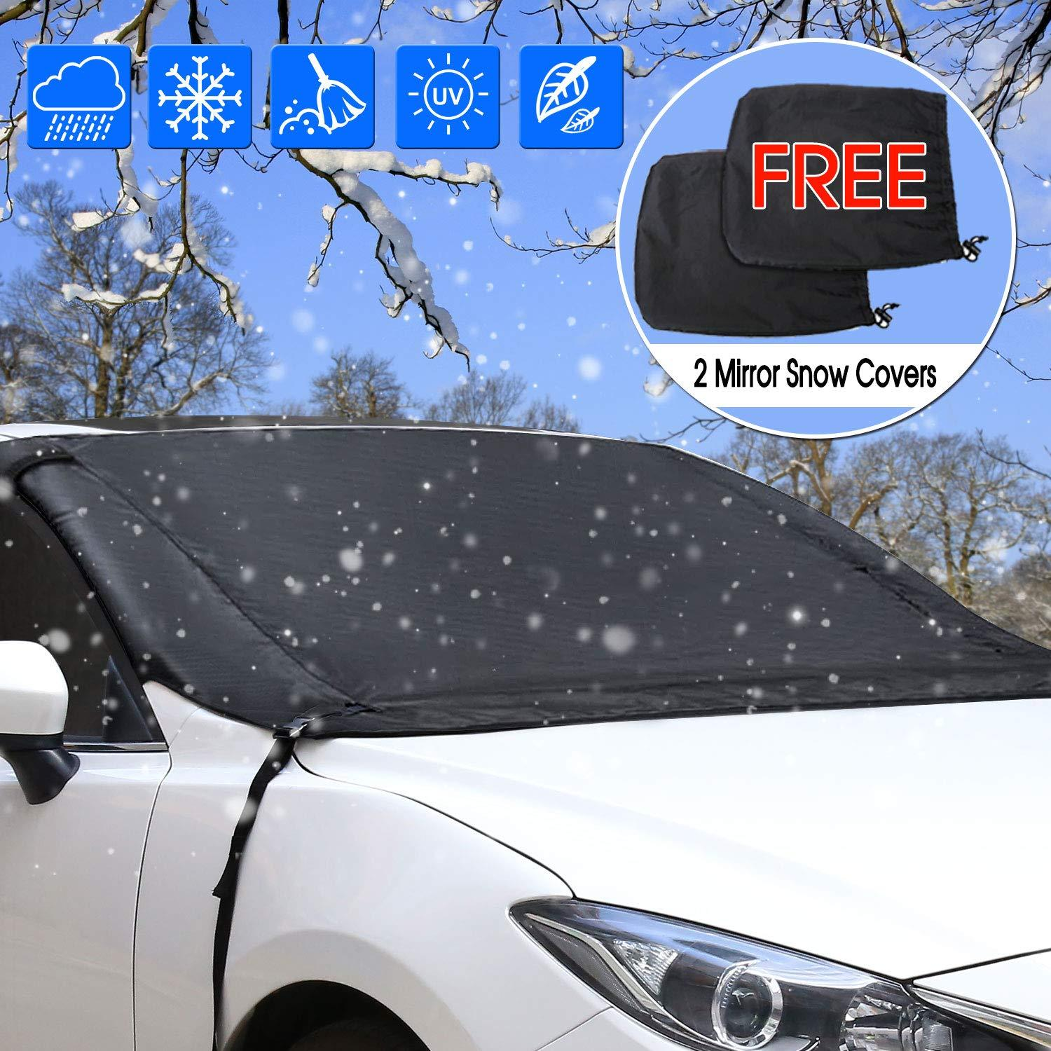 HOT SALE! Full Protection Windshield Cover