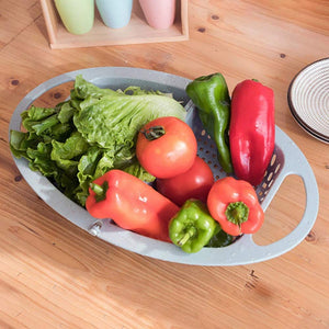Kitchen Multifunction Folding Fruit Basket
