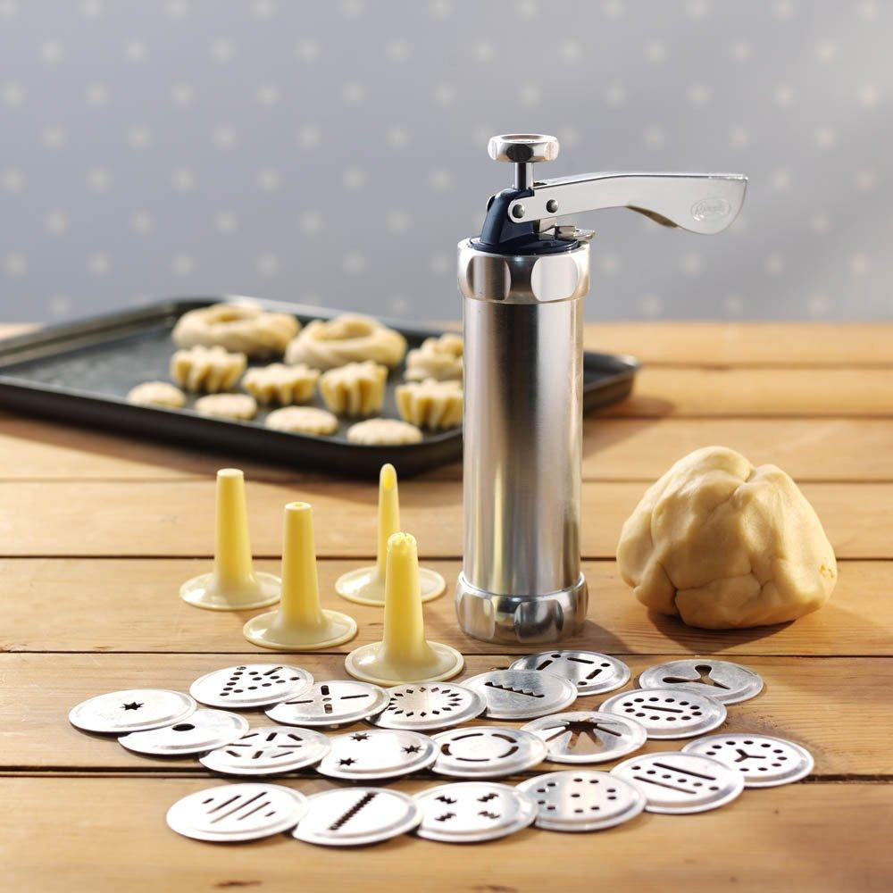 DIY makes perfect cookies-Cookie Press Gun Kit-(Code:OF5 Enjoy A 5% OFF)