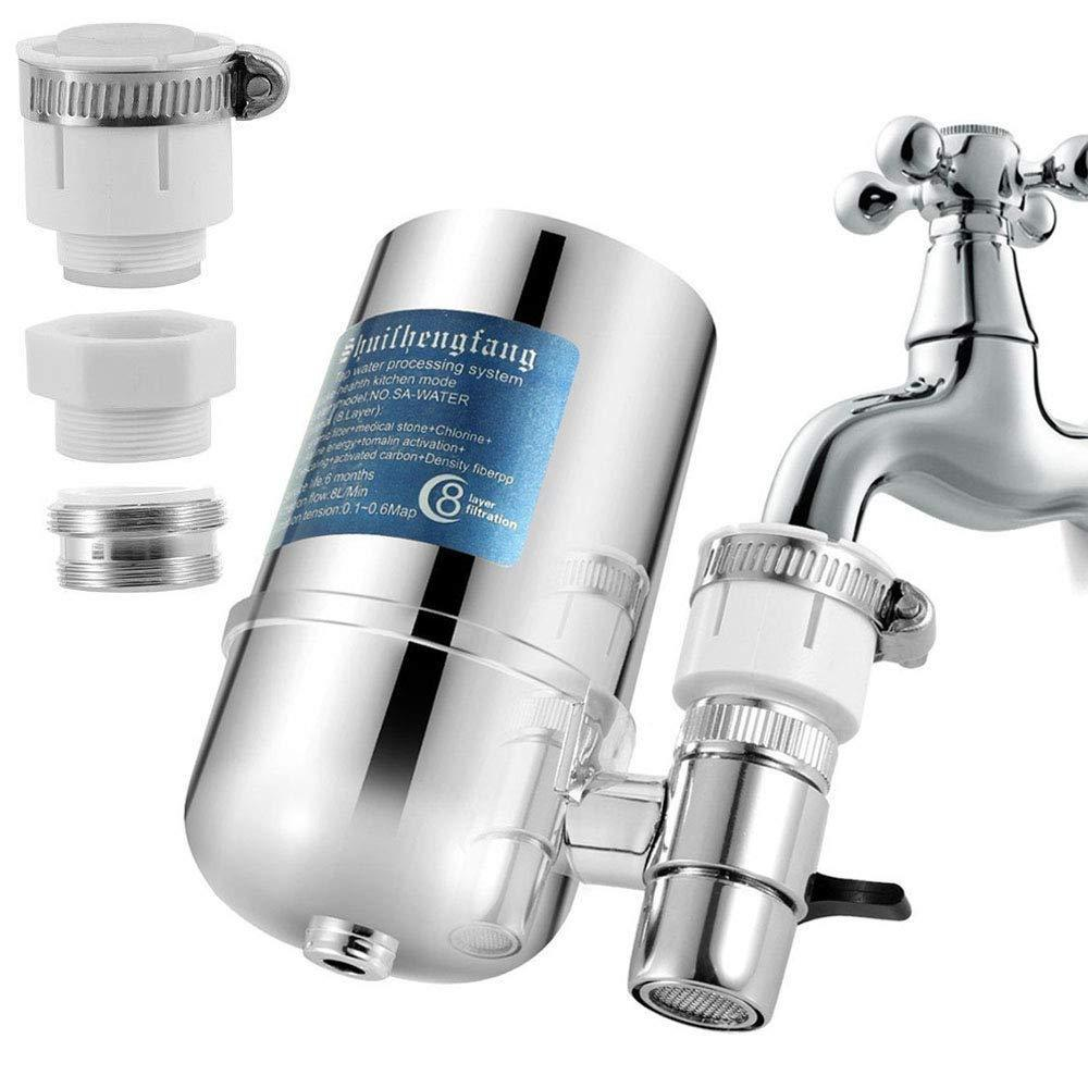(Father's Day Promotion!!!)Faucet Water Filter -Advanced Healthy Water Purifier for Kitchen Faucet