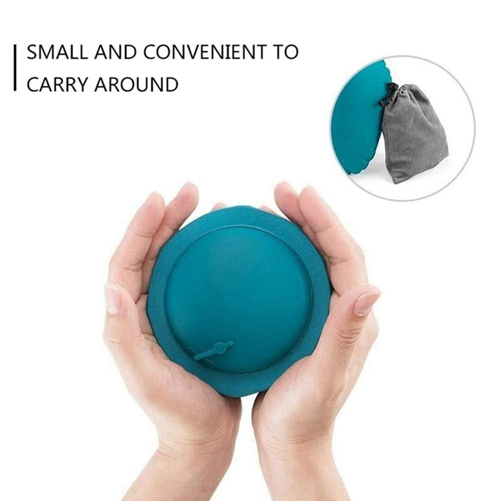 U-Shaped Pillow Inflate Neck Pillow