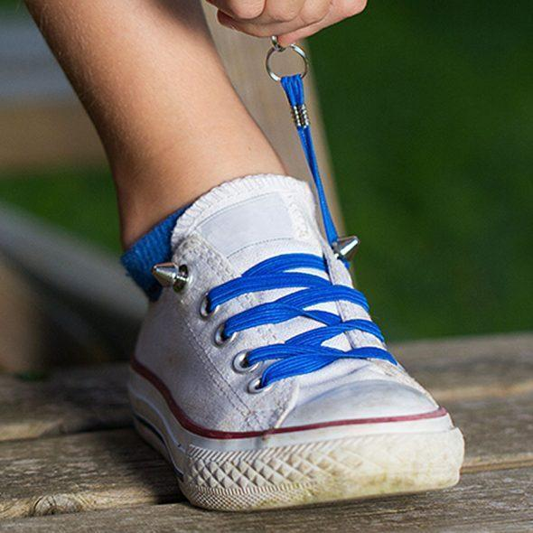 (Buy 4 Get 3 Free)Perfect One Hand No-tie Shoelaces