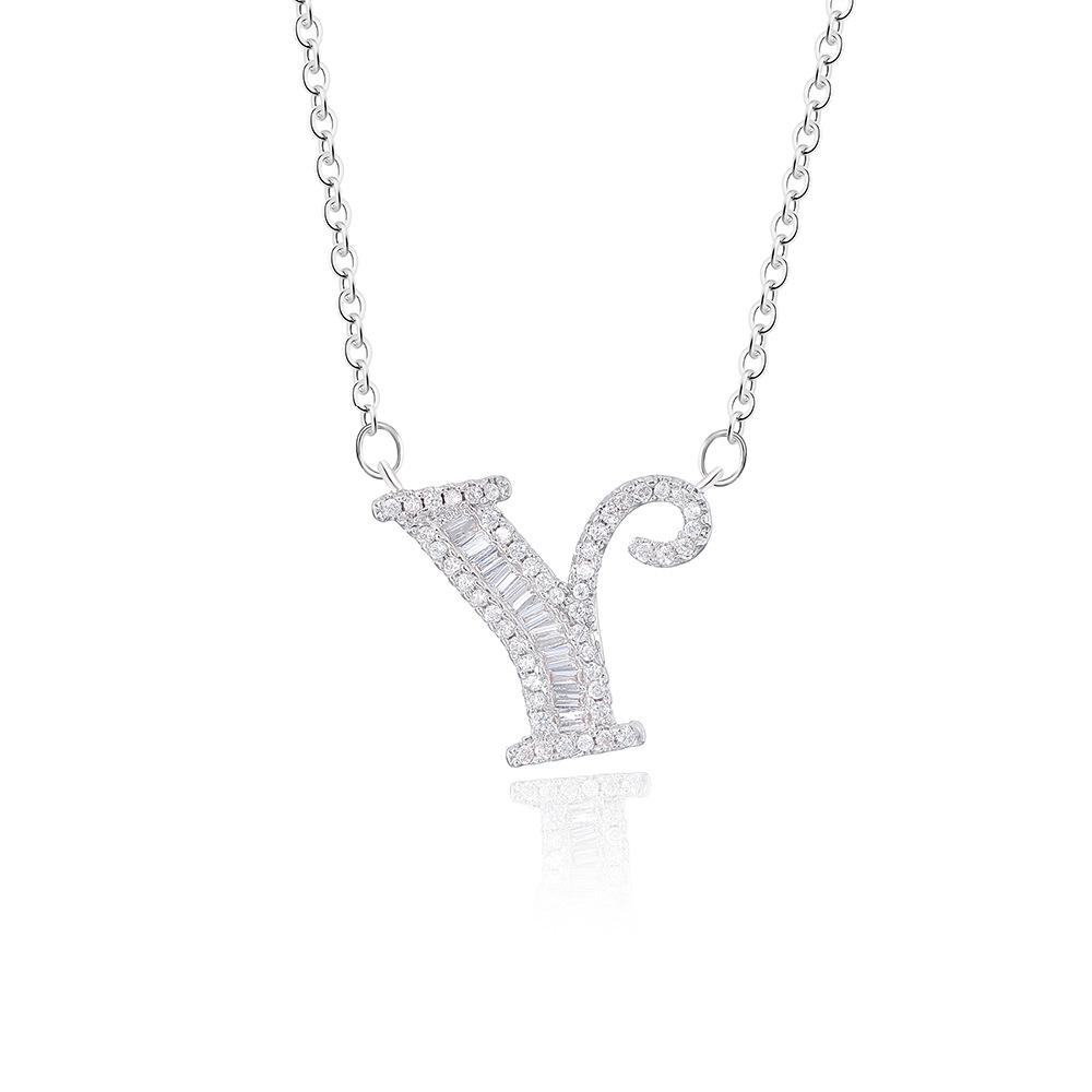 Monogram Necklace-Great gift for Christmas